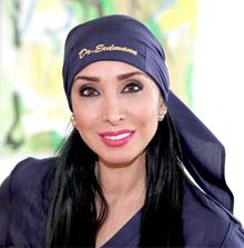 Dr. Hanieh Erdmann - Spezialistin der FUE und FUT Haartransplantation