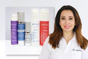 Pflege-Produkte by Dr. Hanieh Erdmann