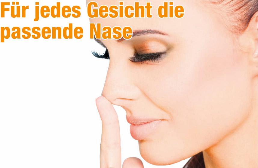 Nasenoperation, Nasenkorrektur in Hamburg, Kiel, Eutin