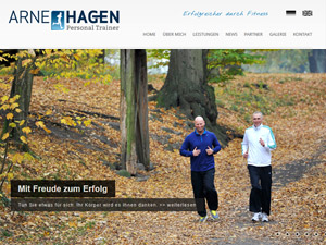Arne Hagen - Personal Trainer